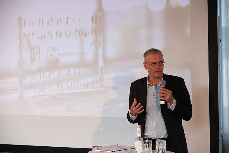 Dr. Karl Kreuser, KODE® Best Practice Jurymitglied