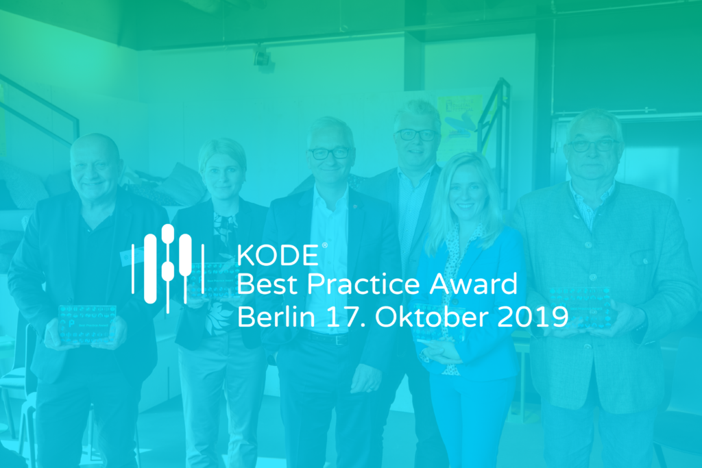 KODE Best Practice Award 2019