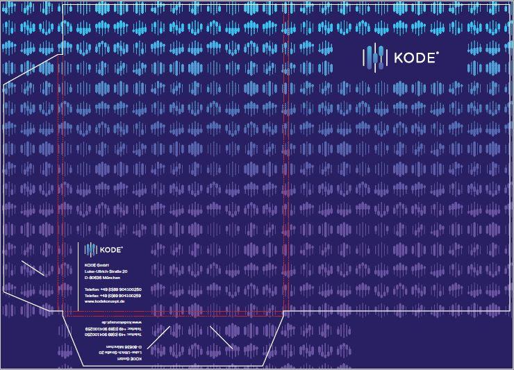 KODE® Folder