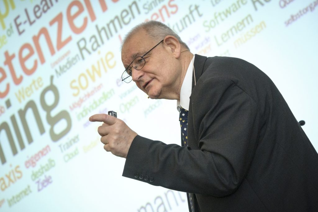 John Erpenbeck, einer der Verfahrensentwickler von KODE W