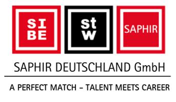 SAPHIR Deutschland GmbH